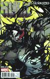 Hulk Vol 4 #4 Cover B Variant Ema Lupacchino Venomized Cover