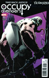 Occupy Avengers #5 Cover B Variant Paulo Siqueira Venomized Cover