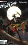 Amazing Spider-Man Vol 4 #25 Cover C Variant Dave Johnson Venomized Cover