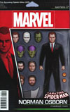 Amazing Spider-Man Vol 4 #25 Cover B Variant John Tyler Christopher Action Figure Cover