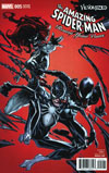Amazing Spider-Man Renew Your Vows Vol 2 #5 Cover B Variant Humberto Ramos Venomized Cover
