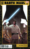 Star Wars Darth Maul #2 Cover B Variant Paul Renaud Star Wars 40th Anniversary Cover