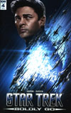 Star Trek Boldly Go #4 Cover C Incentive Photo Variant Cover