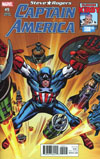Captain America Steve Rogers #9 Cover B Incentive Jack Kirby 100th Anniversary Variant Cover