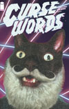 Curse Words #1 Cover D Incentive Glitter Wizard Cat Variant Cover