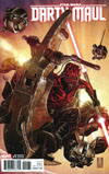 Star Wars Darth Maul #1 Cover G Incentive Mark Brooks Variant Cover