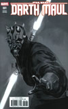 Star Wars Darth Maul #1 Cover H Incentive Rod Reis Sketch Cover