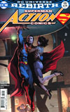 Action Comics Vol 2 #978 Cover B Variant Gary Frank Cover (Superman Reborn Aftermath Tie-In)