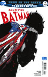 All-Star Batman #9 Cover A Regular Jock Cover