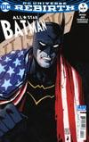 All-Star Batman #9 Cover C Variant Francesco Francavilla Cover