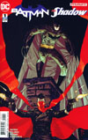 Batman The Shadow #1 Cover A Regular Riley Rossmo Cover