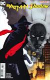 Batman The Shadow #1 Cover B Variant Tim Sale Cover