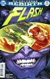Flash Vol 5 #20 Cover B Variant Howard Porter Cover
