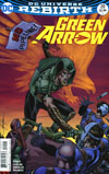 Green Arrow Vol 7 #20 Cover B Variant Mike Grell Cover