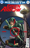 Green Arrow Vol 7 #21 Cover B Variant Mike Grell Cover