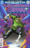 Hal Jordan And The Green Lantern Corps #18 Cover B Variant Kevin Nowlan Cover