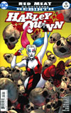 Harley Quinn Vol 3 #18 Cover A Regular Amanda Conner Cover