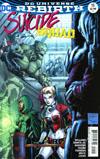 Suicide Squad Vol 4 #15 Cover B Variant Whilce Portacio Cover