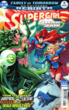 Supergirl Vol 7 #8 Cover A Regular Emanuela Lupacchino & Ray McCarthy Cover (Superman Reborn Aftermath Tie-In)