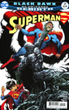 Superman Vol 5 #21 Cover A Regular Patrick Gleason Cover (Superman Reborn Aftermath Tie-In)