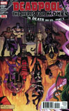 Deadpool And The Mercs For Money Vol 2 #10 Cover A Regular Reilly Brown Cover (Til Death Do Us Part 5)