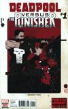 Deadpool vs Punisher #1 Cover A Regular Declan Shalvey Cover