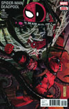 Spider-Man Deadpool #16 Cover A Regular Reilly Brown Cover (Til Death Do Us Part 4)