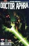 Star Wars Doctor Aphra #6 Cover A Regular Kamome Shirahama Cover