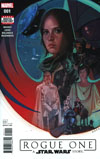 Star Wars Rogue One Adaptation #1 Cover A Regular Phil Noto Cover