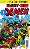 True Believers Giant-Size X-Men #1