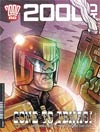 2000 AD #2025 - 2028 Pack April 2017