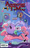 Adventure Time #63 Cover A Regular Shelli Paroline & Braden Lamb Cover