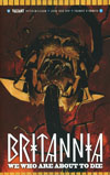 Britannia We Who Are About To Die #1 Cover A Regular Cary Nord Cover