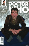 Doctor Who 10th Doctor Year Three #5 Cover A Regular Simon Myers Cover