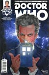 Doctor Who 12th Doctor Year Three #4 Cover A Regular Simon Myers Cover