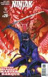 Ninjak Vol 3 #26 Cover B Variant Juan Jose Ryp Cover