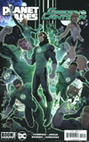 Planet Of The Apes Green Lantern #3 Cover A Regular Dan Mora Cover