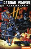 Batman Teenage Mutant Ninja Turtles Adventures #6 Cover B Variant Valerio Schiti Subscription Cover