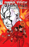 Star Trek Boldly Go #7 Cover B Variant Gerry Brown Subscription Cover