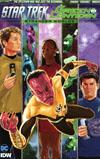Star Trek Green Lantern Vol 2 Stranger Worlds #5 Cover B Variant Hugo Petrus Subscription Cover