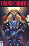 Transformers Till All Are One #9 Cover A Regular Sara Pitre-Durocher Cover