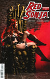 Red Sonja Vol 7 #4 Cover C Variant Cosplay Photo Cover