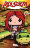 Red Sonja Vol 7 #4 Cover D Variant Jason Meents Funko Cover