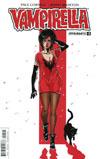 Vampirella Vol 7 #2 Cover B Variant Emma Vieceli Cover