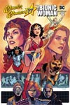 Wonder Woman 77 Meets The Bionic Woman #5 Cover B Variant Phil Jimenez Cover