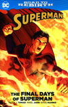 Superman The Final Days Of Superman TP (New 52)