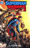 Superman Wonder Woman (New 52) Vol 5 A Savage End TP
