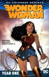 Wonder Woman (Rebirth) Vol 2 Year One TP