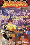 Great Lakes Avengers Same Old Same Old TP
