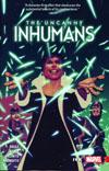 Uncanny Inhumans Vol 4 IvX TP